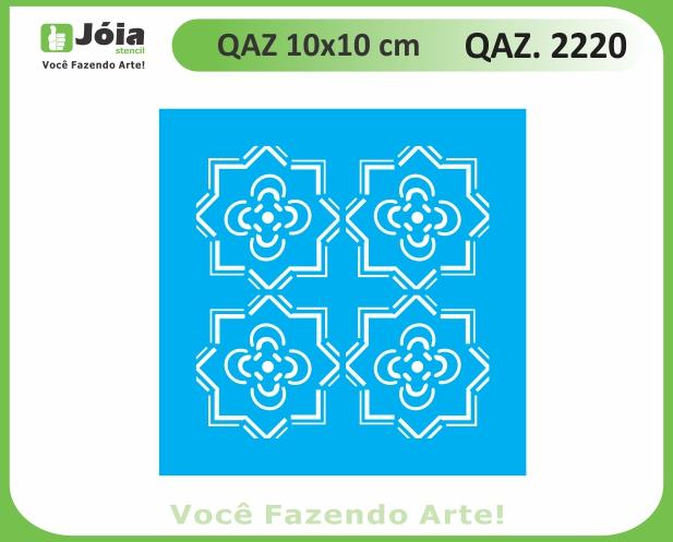 Stencil QAZ 2220