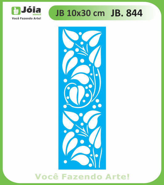 Stencil JB 844