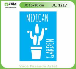 stencil JC 1217
