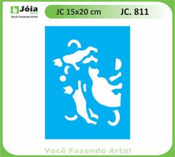 stencil JC 811