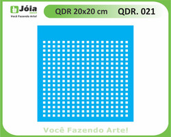 stencil QDR 021