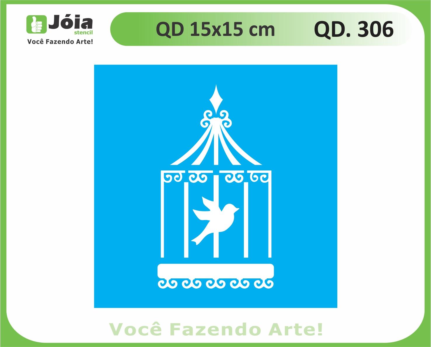 stencil QD 306