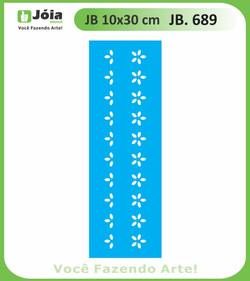 Stencil JB 689