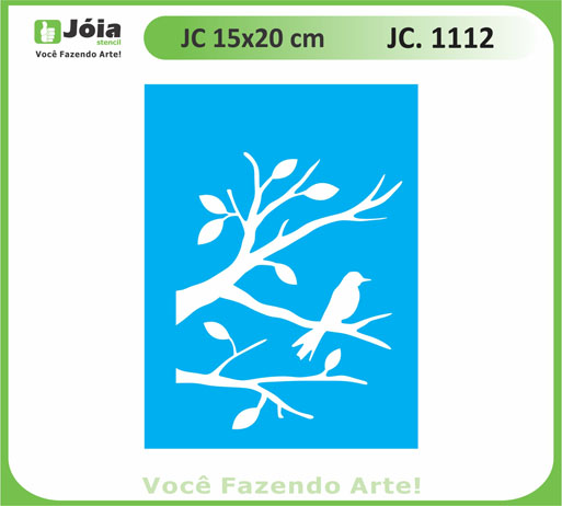 stencil JC 1112
