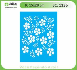 stencil JC 1136