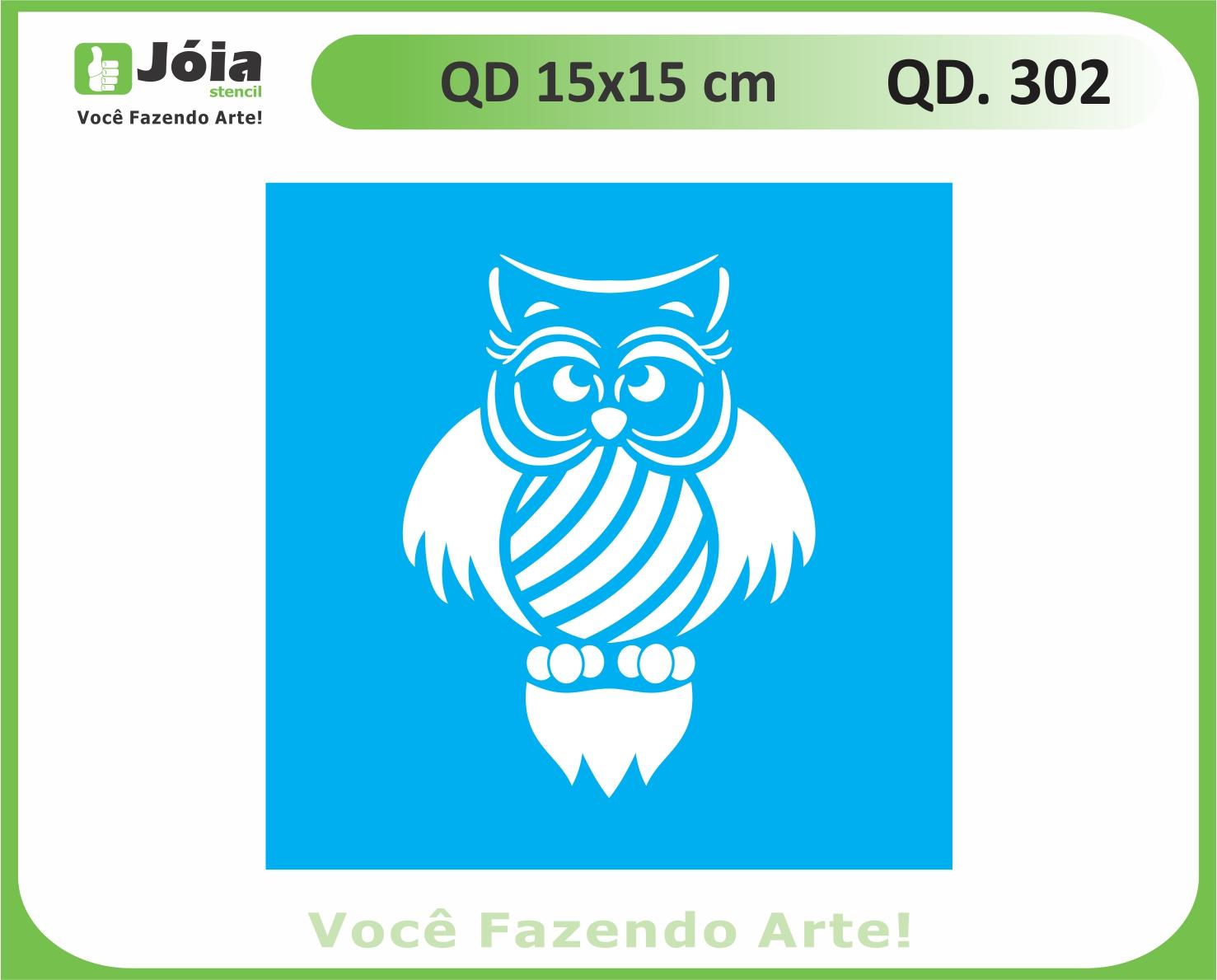 stencil QD 302