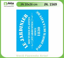 Stencil JN 1569