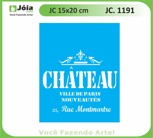 stencil JC 1191