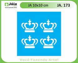 stencil JA 173