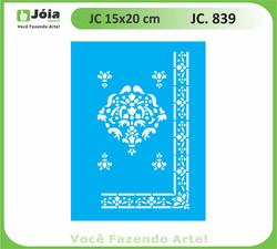 stencil JC 839