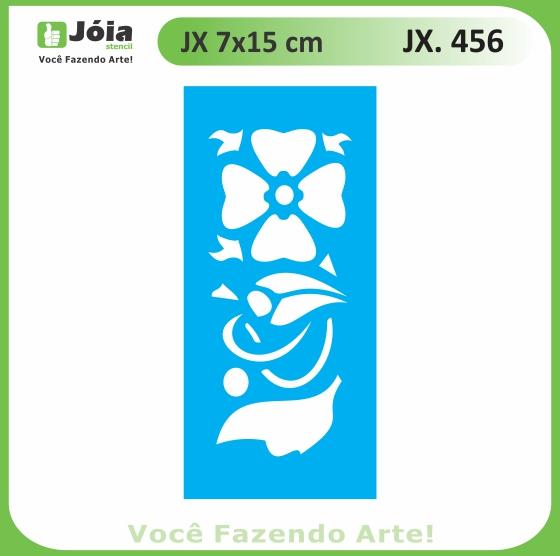 Stencil JX 456