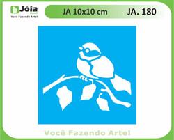 stencil JA 180