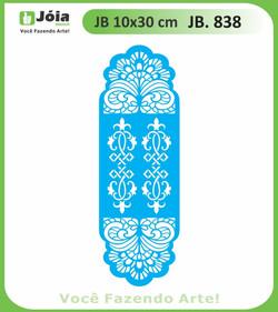 Stencil JB 838