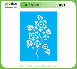 stencil JC 881