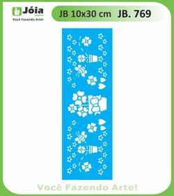 Stencil JB 769