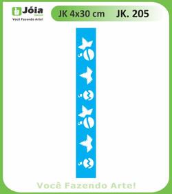 Stencil JK 205