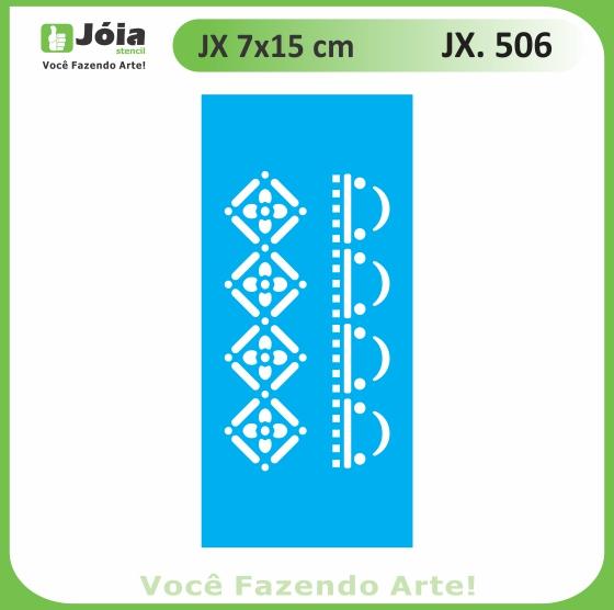 Stencil JX 506