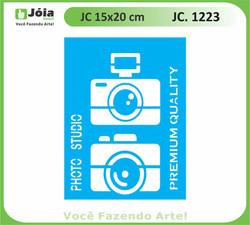 stencil JC 1223