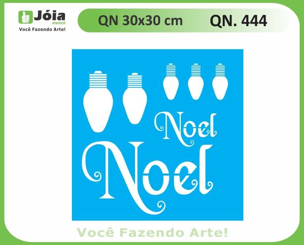 Stencil QN 444