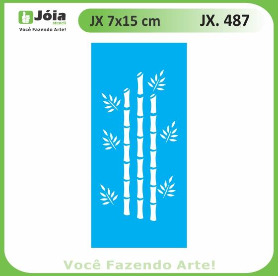 Stencil JX 487