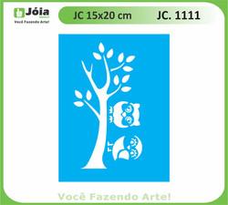 stencil JC 1111