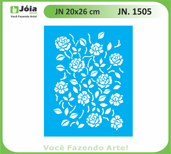 Stencil JN 1505
