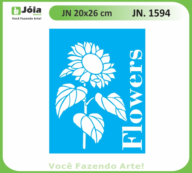 Stencil JN 1594