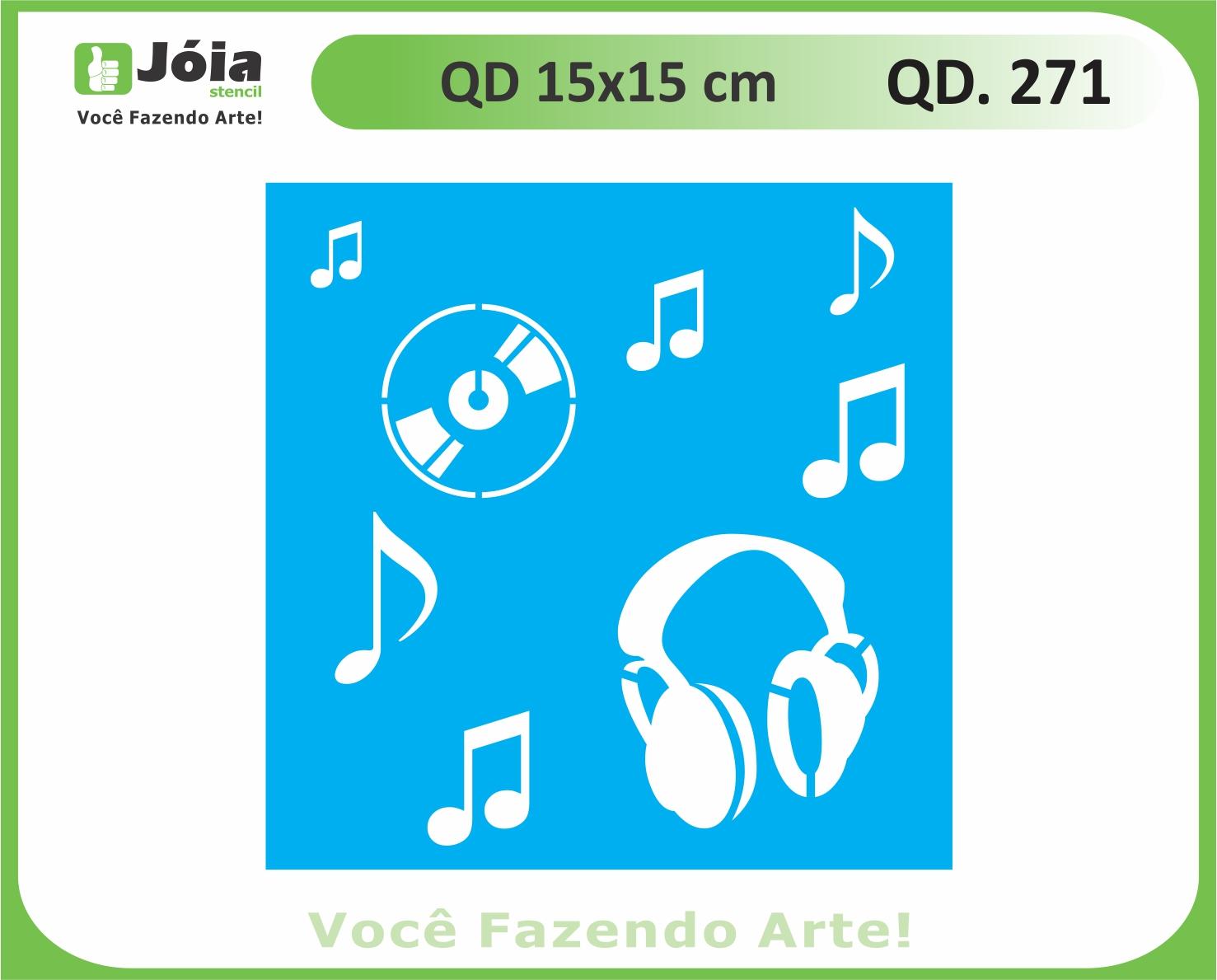 stencil QD 271