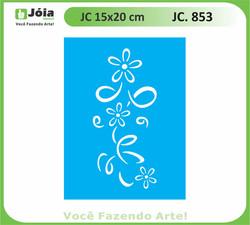 stencil JC 853