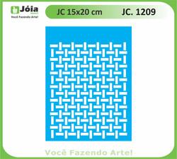 stencil JC 1209
