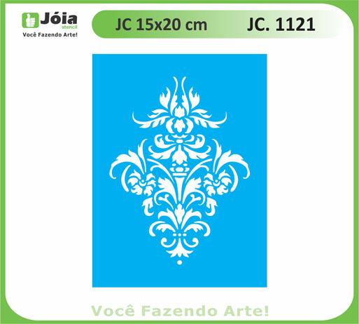 stencil JC 1121