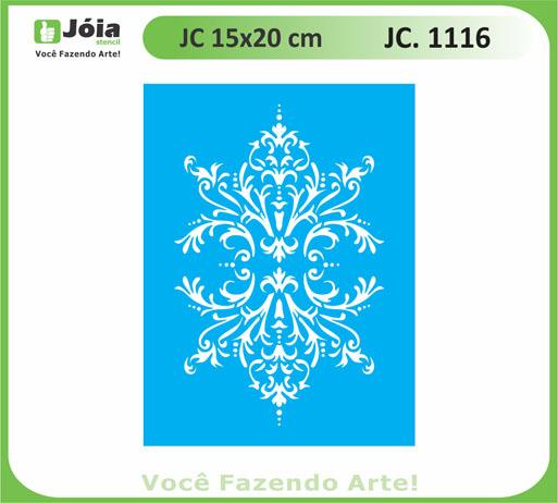 stencil JC 1116