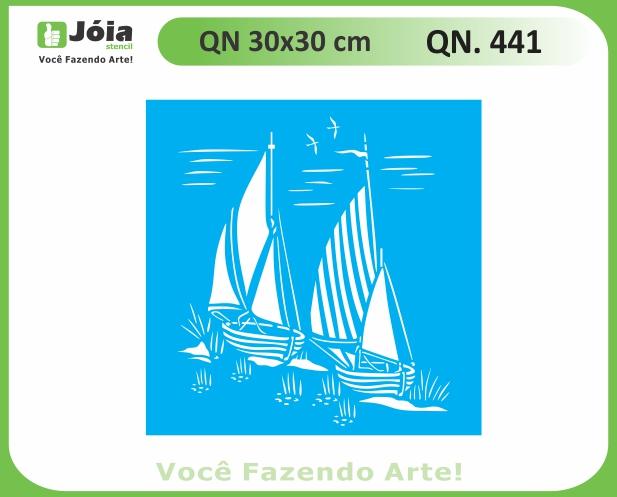 Stencil QN 441