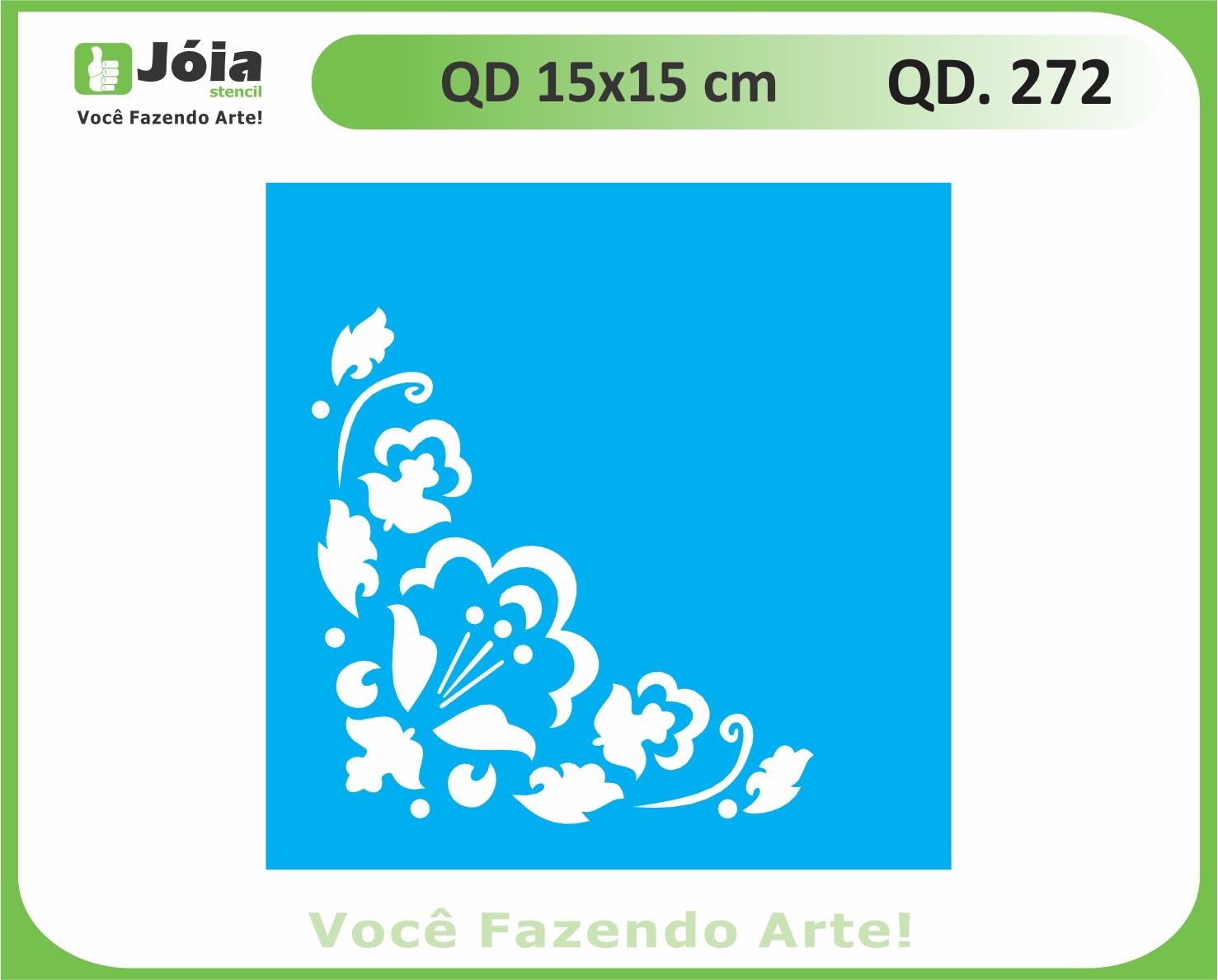 stencil QD 272