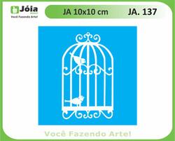 stencil JA 137