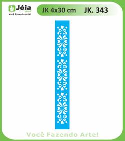 Stencil JK 343
