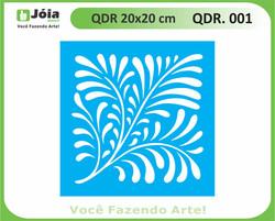 stencil QDR 001