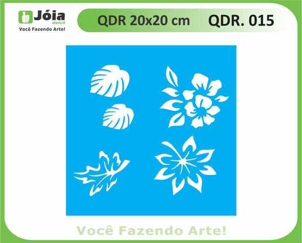 stencil QDR 015