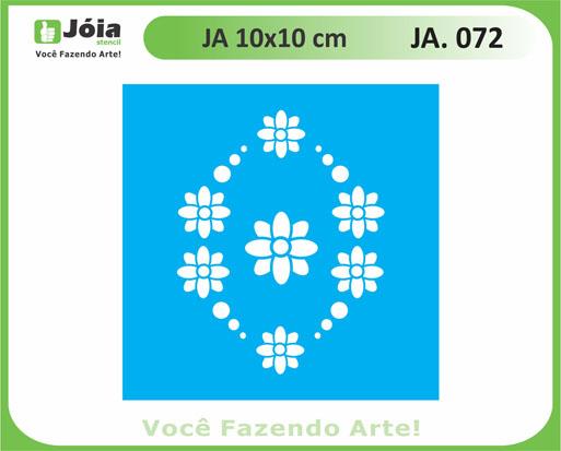 stencil JA 072