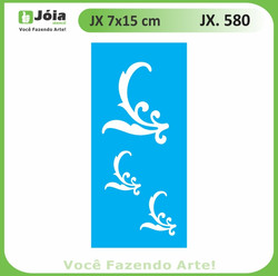 Stencil JX 580