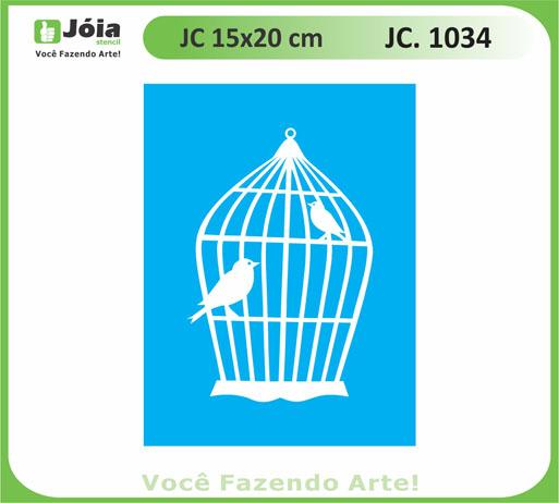 stencil JC 1034