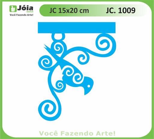 stencil JC 1009