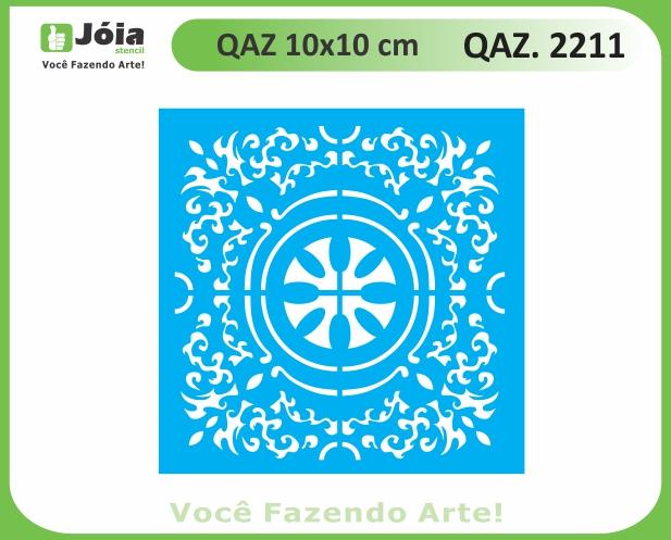 Stencil QAZ 2211