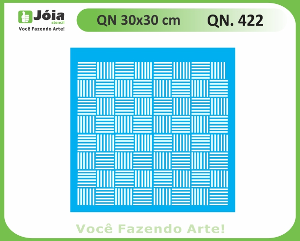 Stencil QN 422
