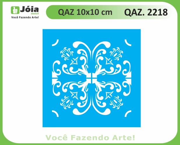 Stencil QAZ 2218