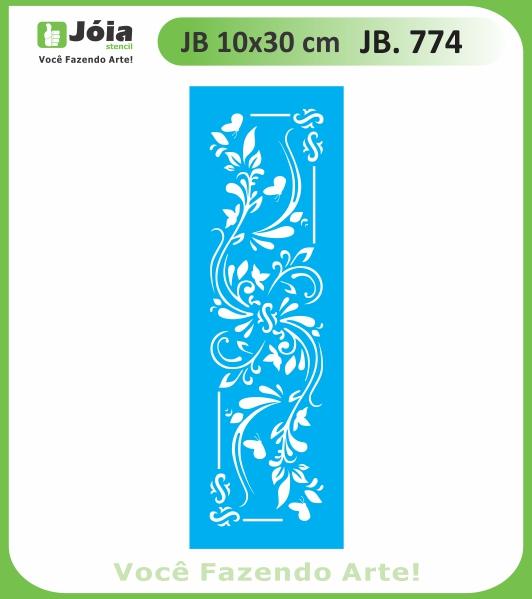 Stencil JB 774