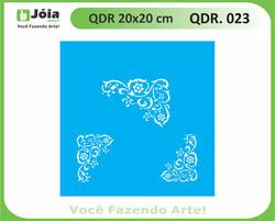 stencil QDR 023