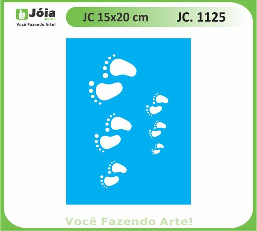 stencil JC 1125