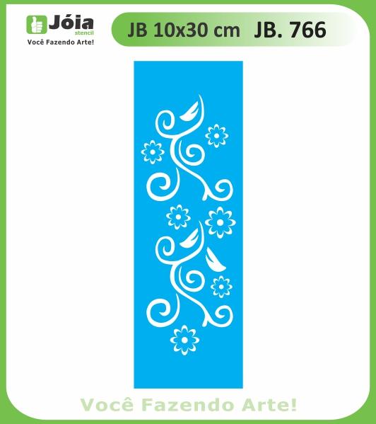 Stencil JB 766