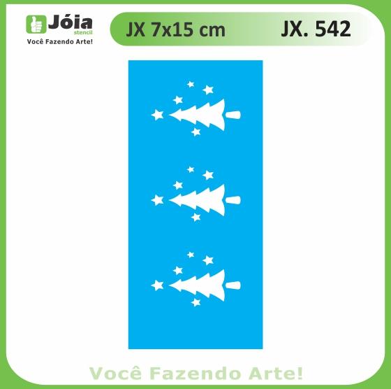 Stencil JX 542